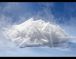 Сухой лед - продажа и доставка в Москве и Московской